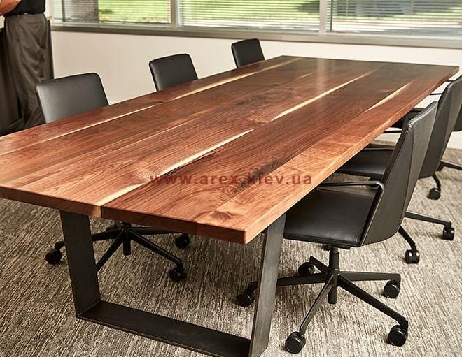 Конференц стол из дерева 07R