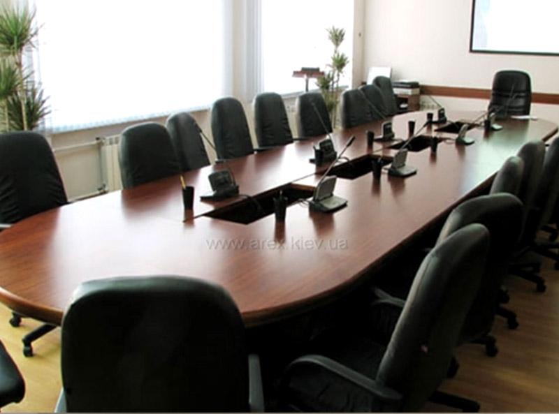 Офисный стол для переговоров 23