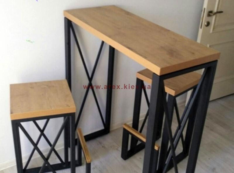Комплект барной мебели ПАБ лофт