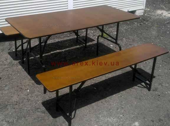 Комплект дачной мебели РФК-1