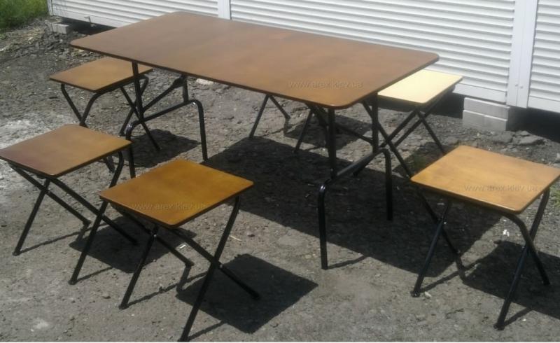 Комплект раскладной мебели РФК-2 1