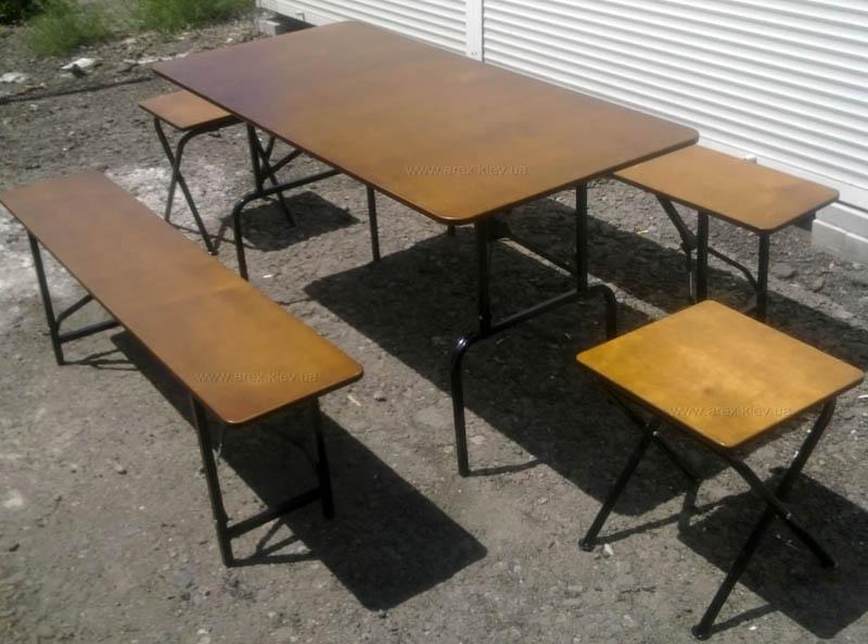 Комплект складной мебели РФК-1+