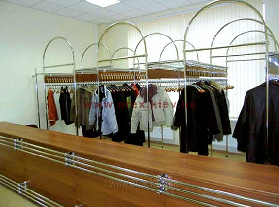 Раздевалки, гардеробы на заказ
