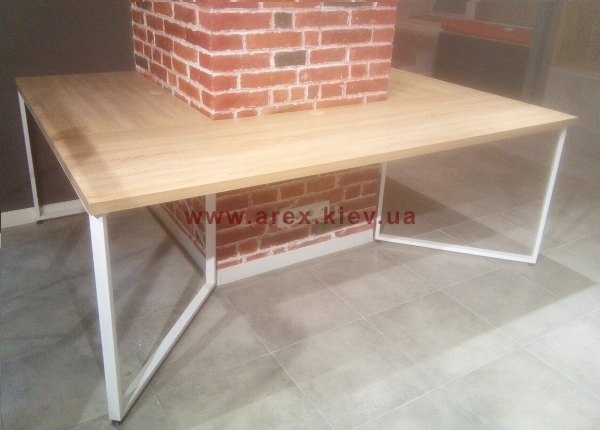 Каркас офисного (углового) стола Марго