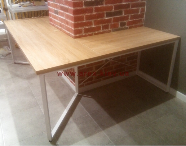 Каркас офисного (углового) стола Марго 1