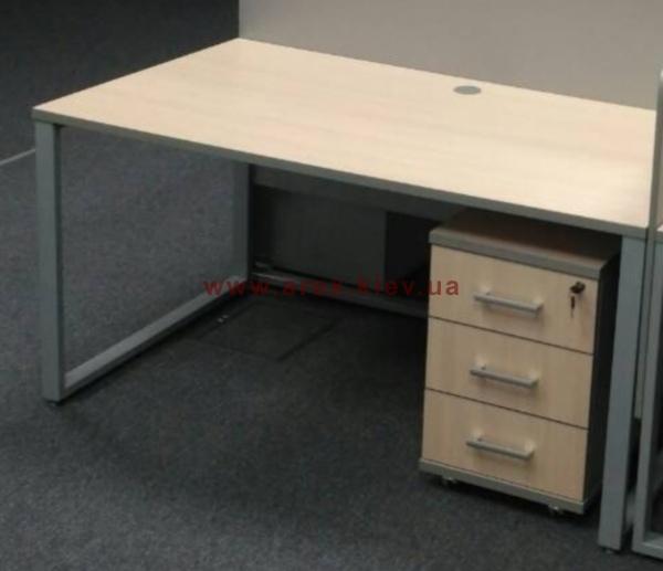 Каркас офисного стола Куба эконом-2К 2