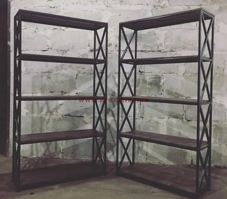 Металлическая мебель Лофт ST12