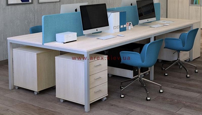 Компьютерный стол Офис 1200 4