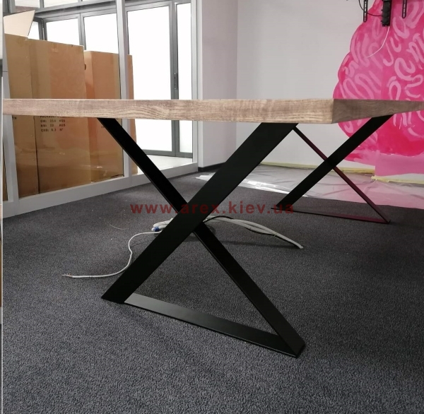 Металлический каркас для стола R06 4