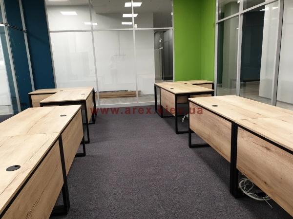 Каркасы офисных столов 2