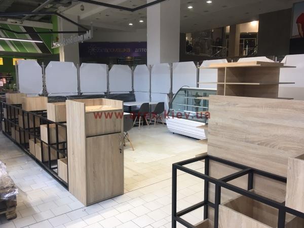 Металлическая мебель для кафе 4