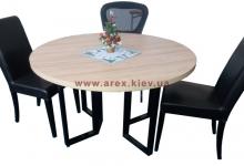 Конференц стол круглый 04R 1