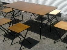 Комплект розкладних меблів РФК-2