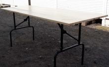 Стол раскладной из натурального дерева 1