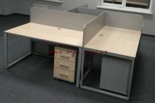 Опора для офисного стола Куба 1