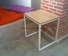 Каркас офісного (кутового) столу Марго 2