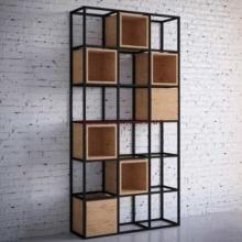 Металлическая мебель в стиле Лофт ST08
