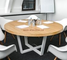 Офісний круглий стіл R19
