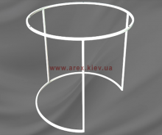Металлический каркас для круглого стола К25/2