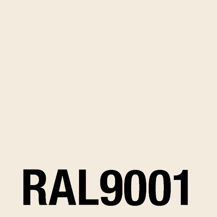 Кремово-бежевый 9001
