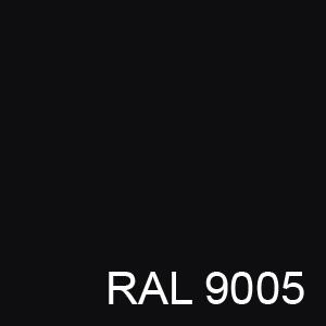 Черный 9005